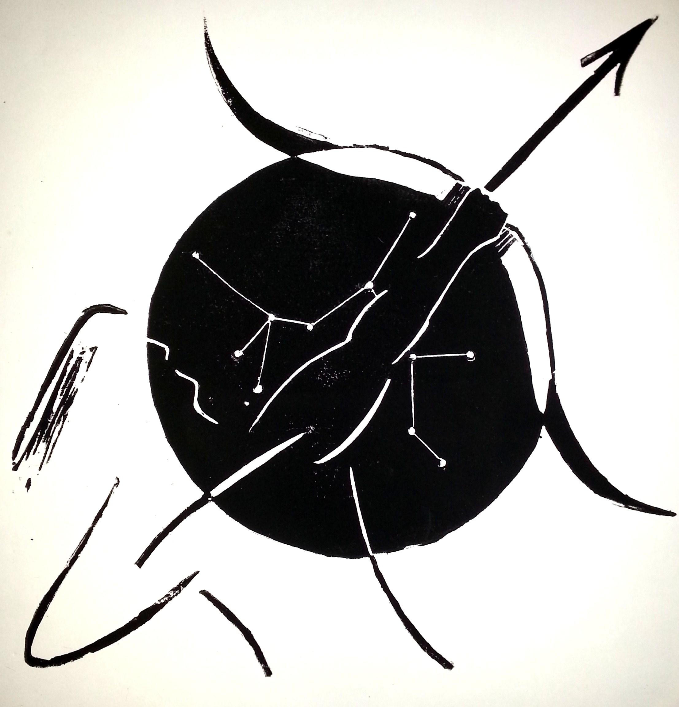 Sternzeichen Schütze Tierkreiszeichen
