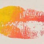 Gelbe Lippen