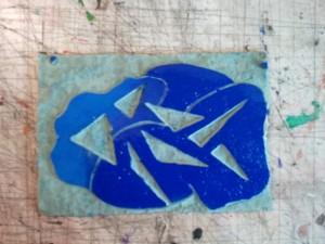 Linolschnitt: Linoldruck lernen Schritt für Schritt